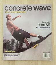 Alva Madrid Bill Danforth G&S Neil Blender Skateboard Concrete Wave Magazine