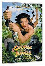 """DVD """"GEORGE DE LA JUNGLE""""   Disney  NEUF SOUS BLISTER"""