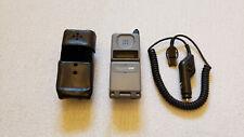Vintage MOTOROLA Digital Personal Communicator Flip Cell Phone F09HLD8416AG