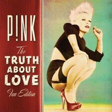 P!nk, Pink - Truth About Love [New CD] Holland - Import, NTSC Format