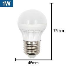 NEW LED Bulb Lamp E27 110V 1W LED Lampadas Spotlight LED Light Cool White