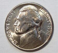 1950 D - BU Jefferson Nickel Pulled From OBWRoll
