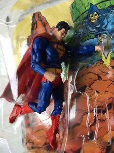 MOTUC, MASTERS OF THE UNIVERSE CLASSICS, VS DC SUPERMAN TRU Mattel