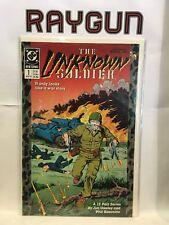 Unknown Soldier (Vol 2) #1 VF NM- 1st Print DC Comics