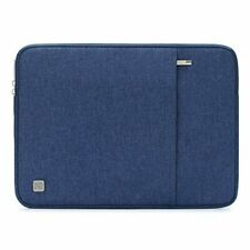 NIDOO 14 Inch Laptop Sleeve Water-Resistant Computer Case Portable Carrying Bag