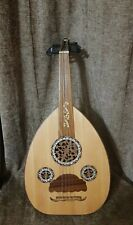 Professional Egyptian Arabic Oud , Mahogany oud with Spruce soundboard. Code #19