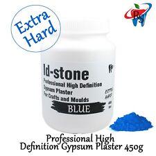 High Definition Gypsum Paris Plaster Crafts Moulds Casting 450gr Extra Hard Blue