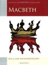 Oxford School Shakespeare: Macbeth-William Shakespeare, Roma Gill