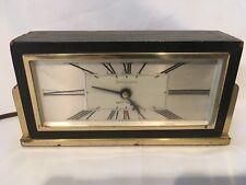 Vintage 1940s Art Deco SETH THOMAS and TIFFANY & Co Mantle Shelf Clock