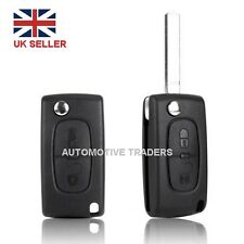 For CITROEN 2 Button Remote Flip Key Case Shell Cover For C2 C3 C4 C5 C6 C8 NEW*