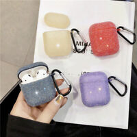 Bling Full Glitter Protective Case Cover For Apple AirPods Pro/1/2 Charging Case