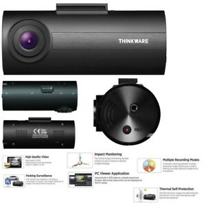 Videocamera In Dash 12/24V Thinkware F50 DashCam 1080p Full HD CMOS GPS SD8GB