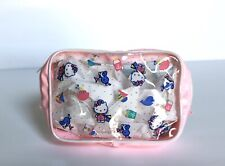 Vintage Sanrio 1976 Hello Kitty Zipper Pouch Pre-owned