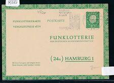 99585) OWL, K2 Bielefeld 2 Spielkarten Museum ( kl.Schrift)Funklotterie-PK 1960