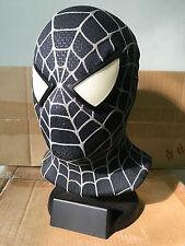 Master Replicas Spider-Man 3 1:1 Black Mask/Bust *Prototype*