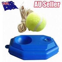 Rebound Tennis Trainer Self-study Training Aids Practice Partner Equipment  ON