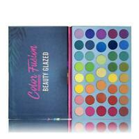 Beauty Glazed Eyeshadow Palette 39 Color Eye Shadows Shimmer O2P8 Waterproo Y0E6