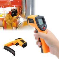 Temp Meter Temperature Gun Non-contact Digital Laser Infrared IR Thermometer *PK