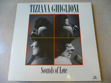 "TIZIANA GHIGLIONI""SUNDS OF LOVE-disco 33 giri SOUL NOTE 1983"" JAZZ Italy"