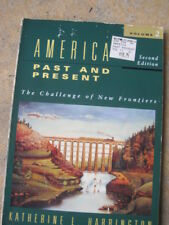 America Past and Present Vol 2. ESL paperback used