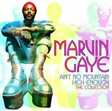 MARVIN GAYE Ain' No Mountain High Enough -Collection NEW & SEALED CD MOTOWN SOUL