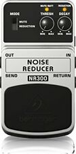 Behringer Nr300 effetto Noise Reducer a Pedale per Chitarra