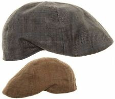 Unbranded Wool Blend Hats for Men Flat Caps