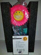 Ron English Growing Grin (Glow in the Dark) Shocking Sunflower (Apportfolio) NEW