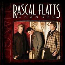 Changed by Rascal Flatts (CD, Apr-2012, Big Machine Records) NEW