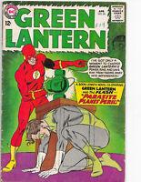 Green Lantern #20 DC Comics 1960s Gil Kane VG