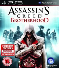 Assassins Creed: Brotherhood for Playstation 3 PS3 - UK Preowned - FAST DISPATCH