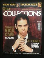 MOJO COLLECTIONS MAGAZINE Nick Cave WINTER 2001 DYLAN ELVIS BEEFHEART