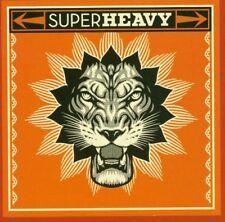 Superheavy (Rock/Pop/R&B/Mick Jagger/Dave Stewart/Joss Stone) Cd