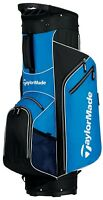 Brand New Taylormade Black and Blue Cart Golf Bag 14-way Dividers