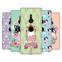 HEAD CASE DESIGNS WHIMSICAL KITTENS HARD BACK CASE FOR SONY PHONES 1