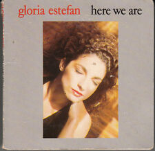 "MINI CD  2T 8 CM  GLORIA STEFAN  ""HERE WE ARE"""