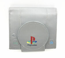 Amazing ** RETRO Original PLAYSTATION 1 WALLET ** CONSOLE BI-FOLD ** Great Gift
