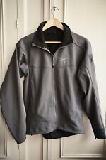 Arc'teryx Epsilon LT Small Men's Softshell Hardfleece Jacket Iron Anvil Grey