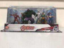 Disney Store - Marvel Avengers - Figurine Playset