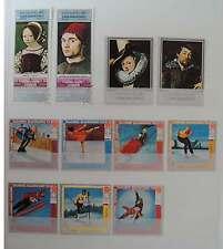 Lot Jemen Briefmarken