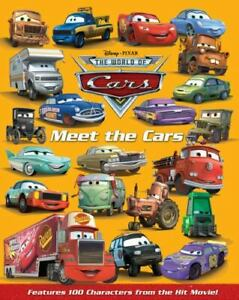 Meet the Cars by Disney Book Group