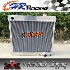 3 ROW Aluminum Radiator for Chevy Truck C10/C20/C30 1963-1966 1964 1965 63 64 65