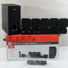 RCA RTD3276H DVD / CD 200 Watt 5.1 CH Home Theater System with remote!