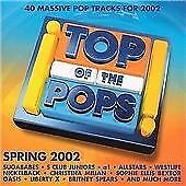 Top Of The Pops  Spring 2002, Various CD | 0731458323228, Good, FAST Delivery