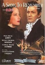 A Song To Remember - UK Region 2 Compatible DVD Paul Muni, Nina Foch, Charles