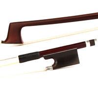 Pro Master Antique Pernambuco 4/4 Violin Bow D.PECCATTE Copy Ebony Silver parts