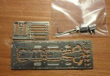 Etched OO9/OO12 Nickel chassis kit for Southwold Railway 'Sharpie' 2-4-0 / 2-4-2