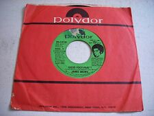 PROMO w SLEEVE James Brown Good Foot 1972 45rpm