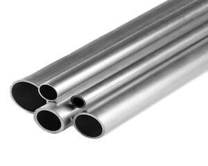 K&S Metals KS1100 Tuyau Ovale Aluminium 889mm - 6,35mm Modélisme