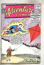 Adventure Comics #296-1962 gd+ Bizarro Superboy